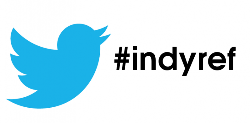 IndyRef Twitter Analysis: Most Talked About Policy Areas