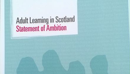 CR&DALL Director Responds to Scotland's 'Statement of Ambition' for Adult Learning