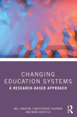 Cover of the book 'Changing Education Systems. A Research-Based Approach'